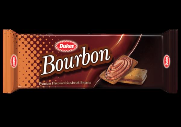 Dukes Bourbon Cream Biscuits