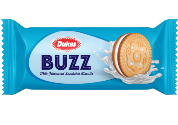 Dukes Milk Buzz Cream Biscuit