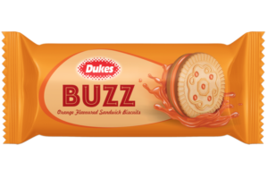 Dukes Orange Cream Biscuit