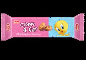 Dukes Strawberry Cream Biscuit