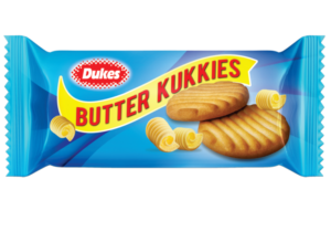 Dukes Butter Cookies Biscuit
